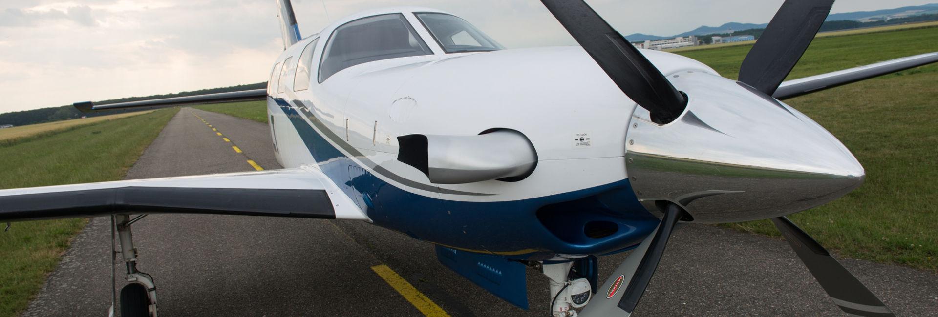 Turbovrtulový letoun Piper Meridian